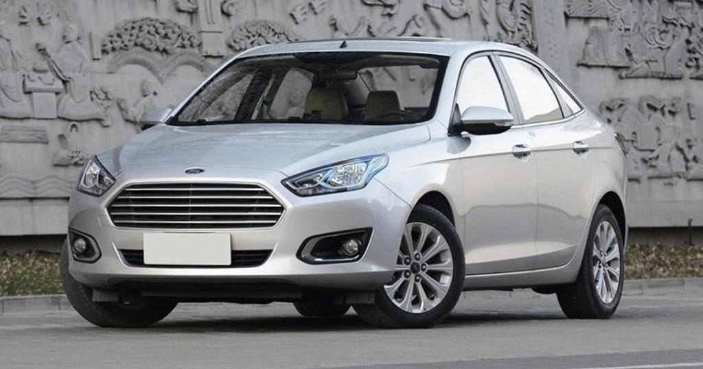 Novo Escort provoca disparada de vendas da Ford China