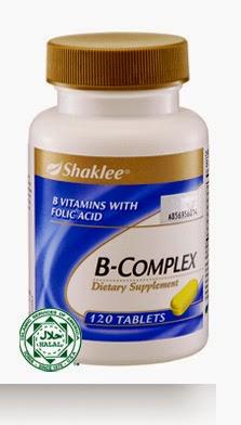 Vitamin pemberi tenaga dan anti-stress