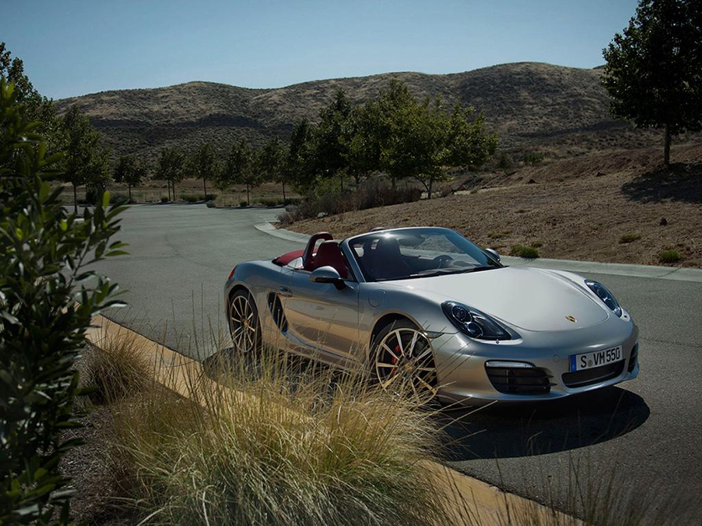 Car form for Porsche ka che