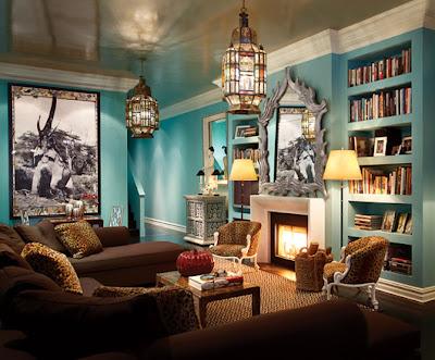 Diseño de Interiores Clásico y Contemporáneo