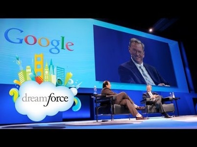 Google's Eric Schmidt Interview at Dreamforce 2011