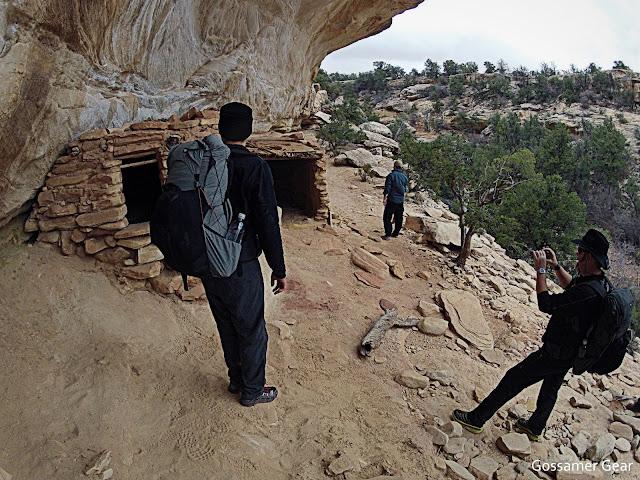 Sheiks Canyon ruin