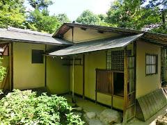 建仁寺茶室