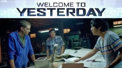 A group of teens tinker with time travel in Paramount's WELCOME TO YESTERDAY
