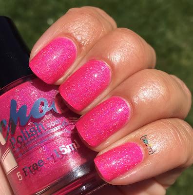 Echoes Polish Emergency Pink