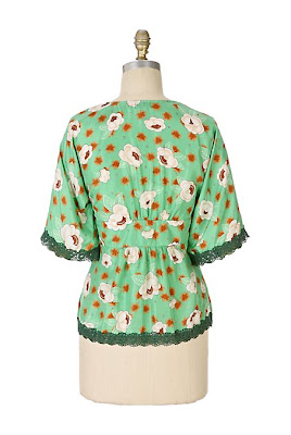 Anthropologie Synchronicity Blouse