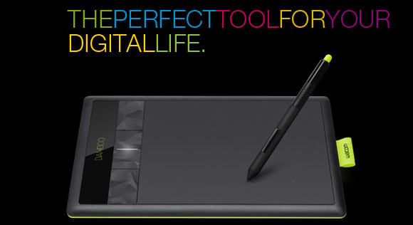 Bamboo Pen And Touch Tablet4