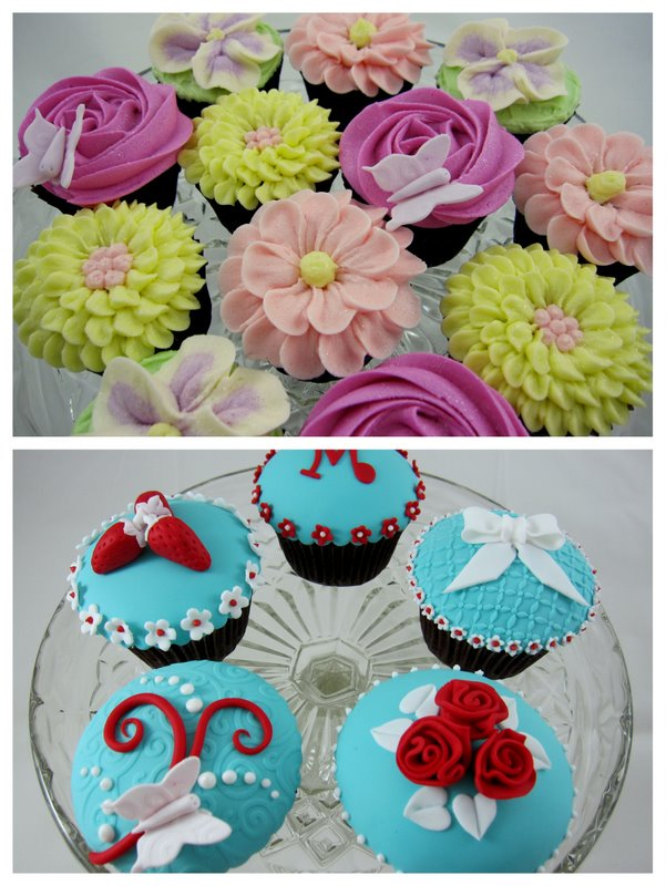 Cake Designs Using Cupcakes : cup cake design: Amazing cupcake design