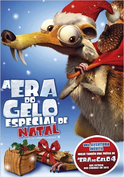 A Era do Gelo: Especial de Natal – Legendado (2011)