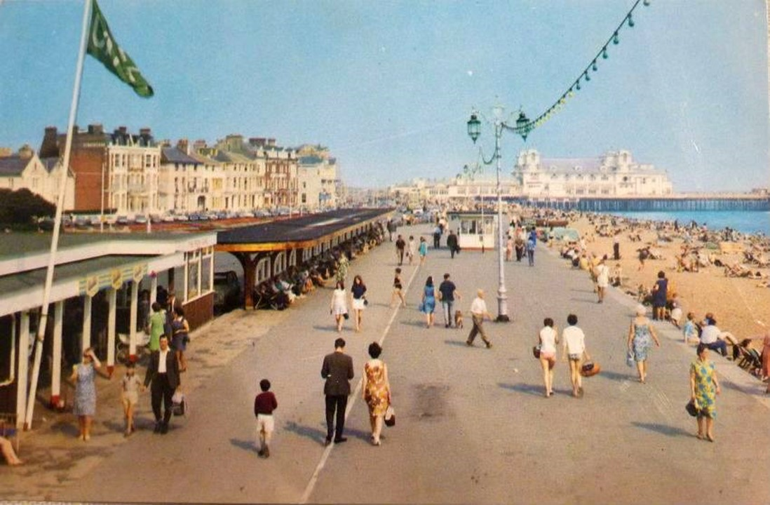 Southsea Front late 1950s