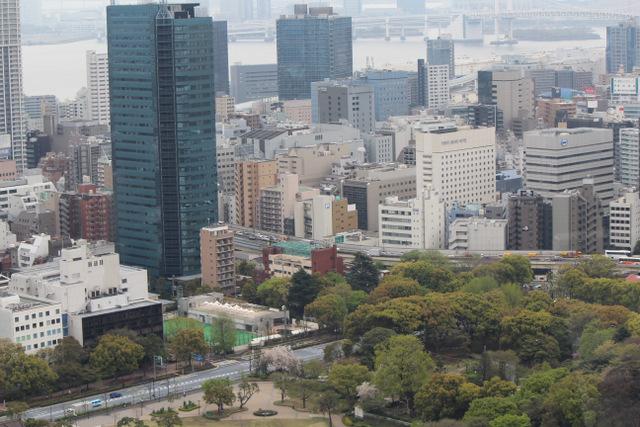 Bird's-eye view, Minato, Tokyo