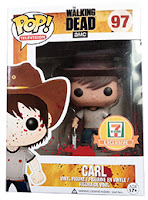 Funko Pop! Carl Blood Splatter