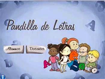 PANDILLA DE LETRAS