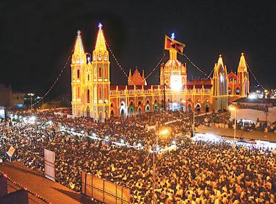 velankanni festival