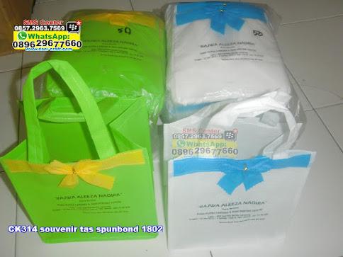 souvenir tas spunbond 1802 murah
