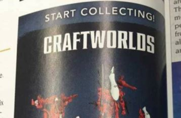 New Start Collecting Craftworlds Box Set Revealed