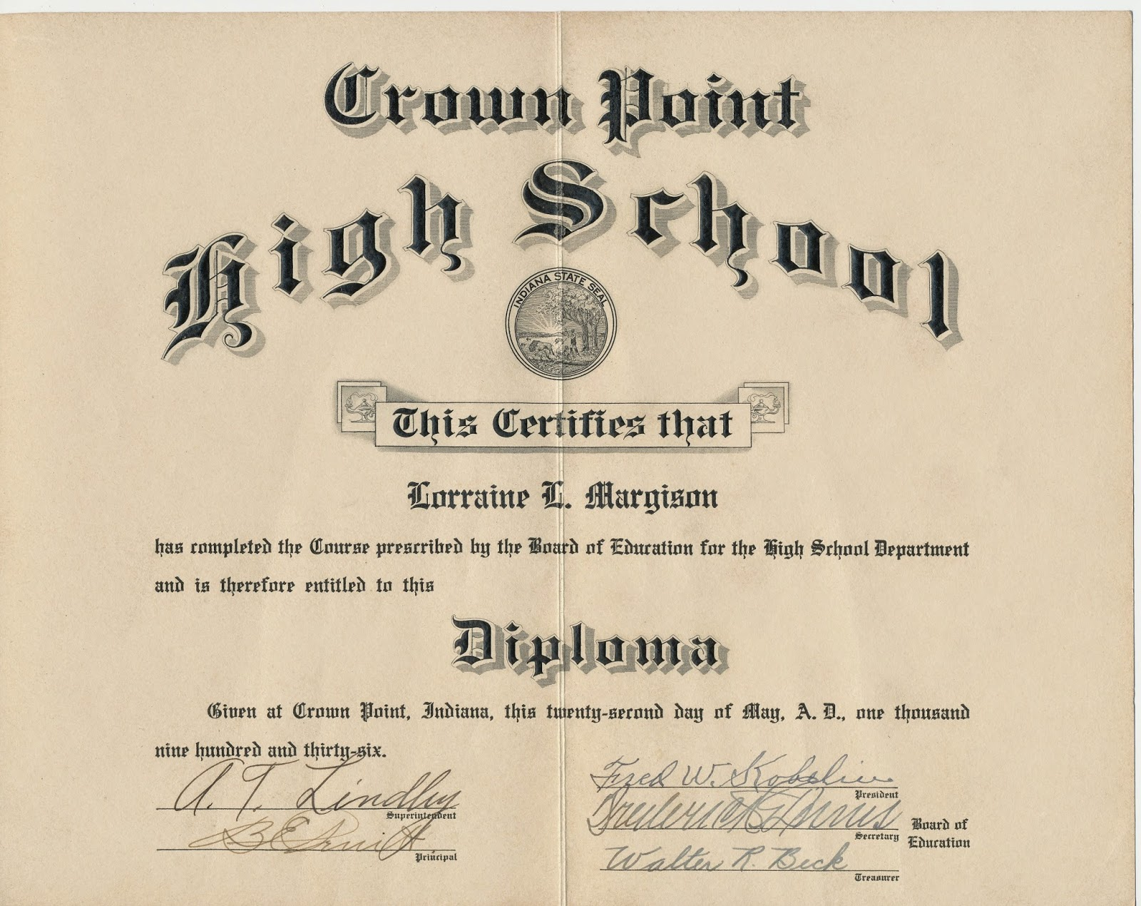 high school diploma resumes