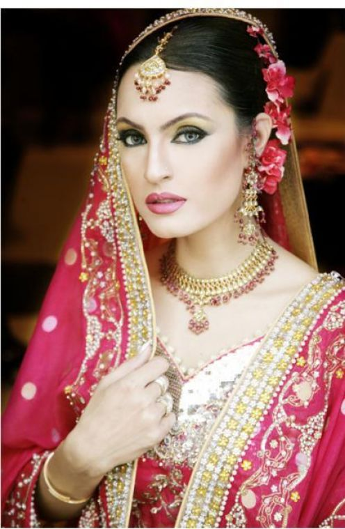Pakistani bridal makeup pictures All About Bridal House ...