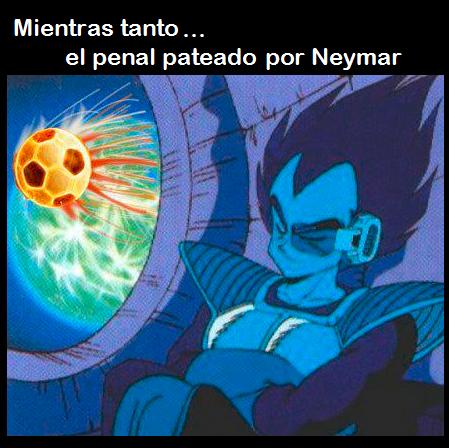 ¡El planeta Fútbol se burla de Neymar!