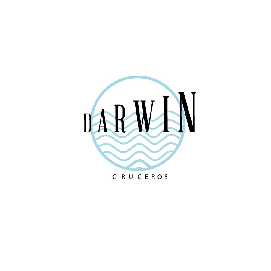 Logotipo Darwin Cruceros