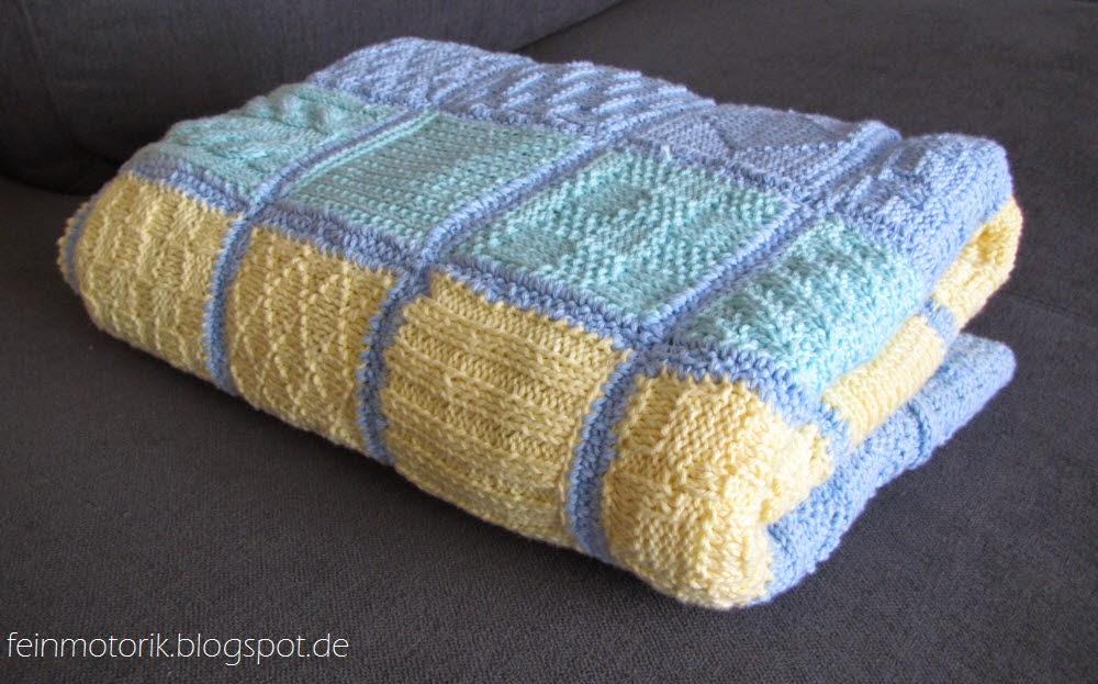 es ist soweit die patchwork babydecke ist fertig. Black Bedroom Furniture Sets. Home Design Ideas