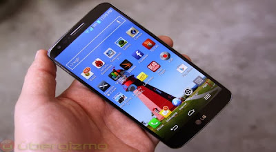 LG G3 could be waterproof and dustproof