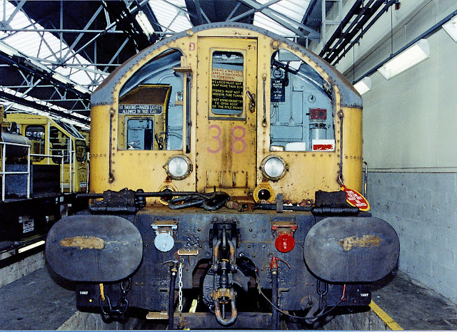 London Underground Locomotives