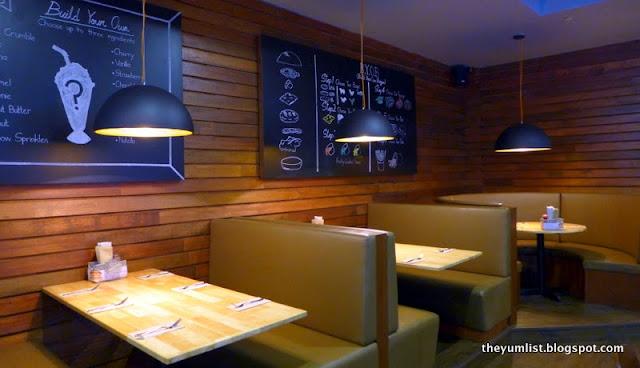 The Counter Custom Built Burger, Pavilion Kuala Lumpur