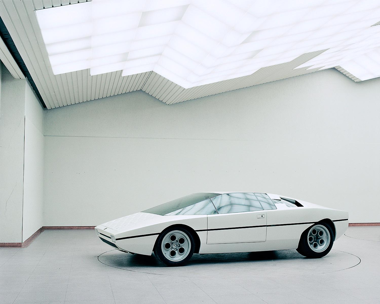 Lamborghini Marzal Interior Lamborghini Marzal