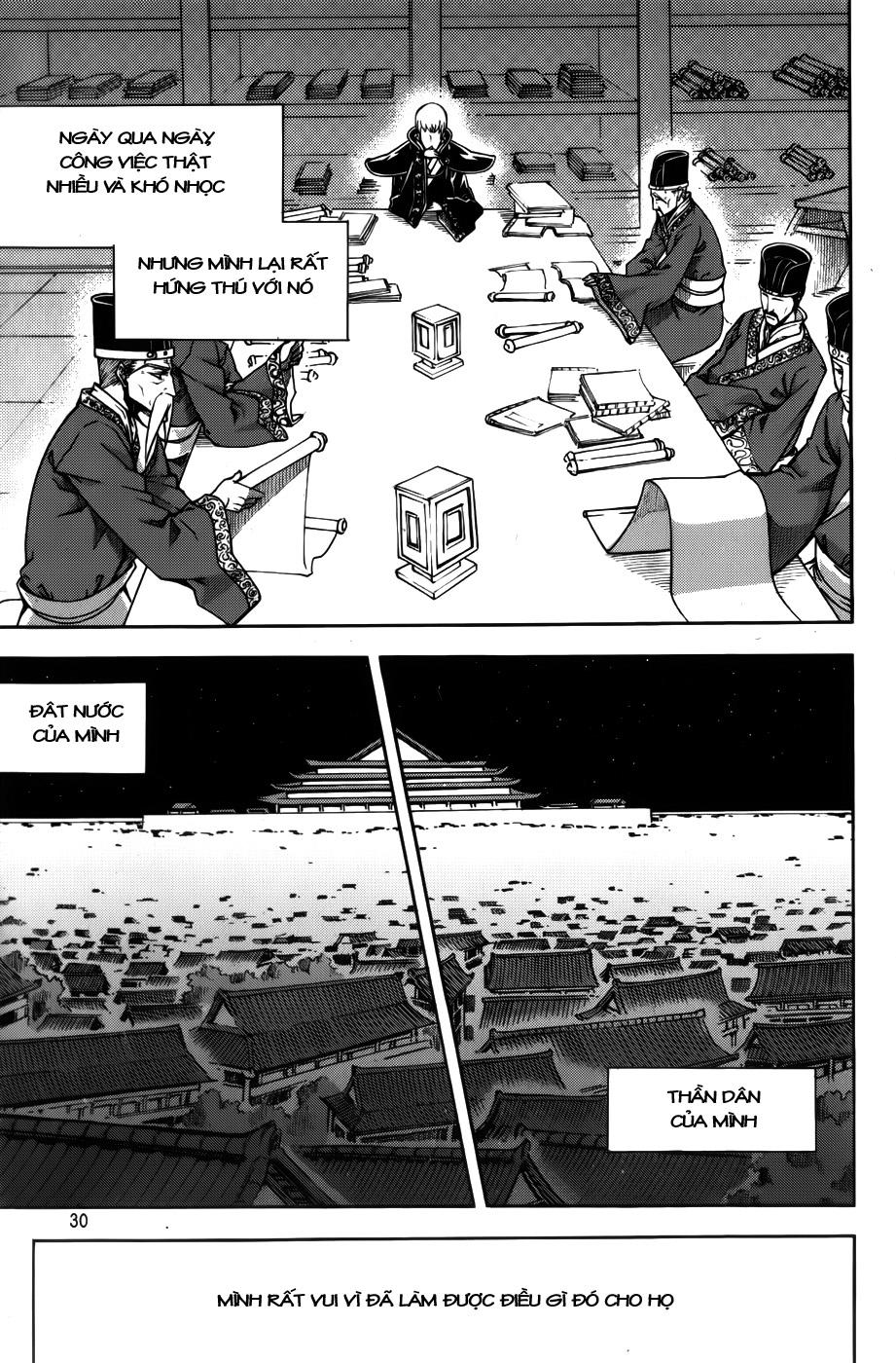 Witch Hunter – Thợ Săn Phù Thủy chap 60 page 7 - IZTruyenTranh.com