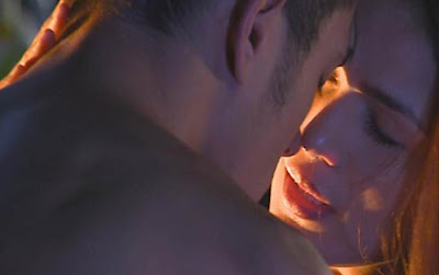 Iza Calzado and Jake Cuenca Share a Passionate Love Scene in Kahit Puso'y Masugatan