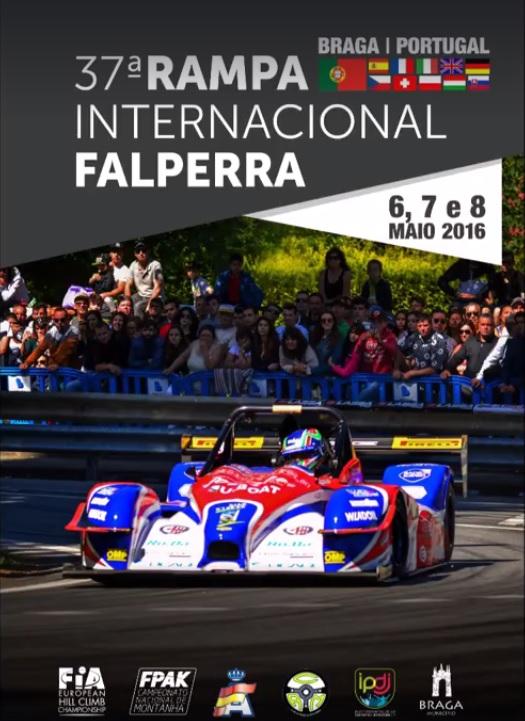 37ª RAMPA INTERNACIONAL DA FALPERRA 2016