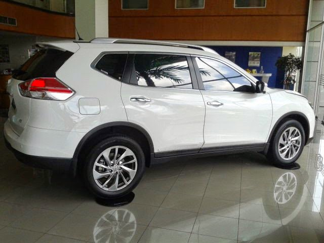 Eksterior Nissan Xtrail
