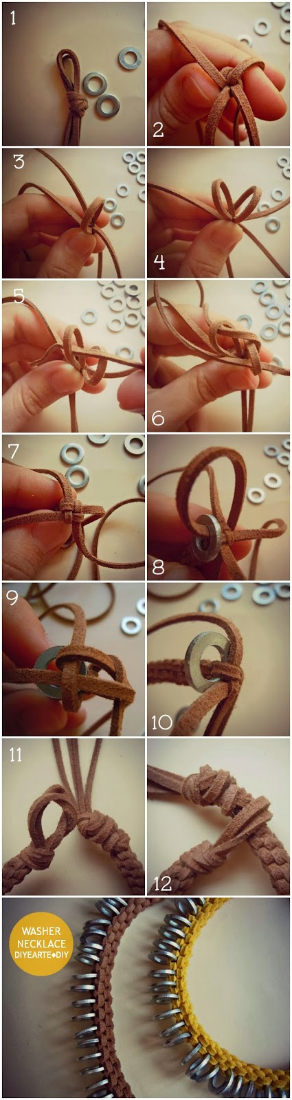 washer-necklace-diy-collar-arandelas-diyearte-handmade-jewelry-homemade