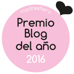 Blog del año Madresfera
