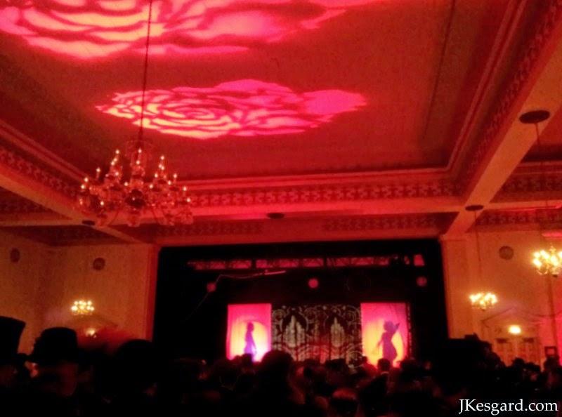 VMB main ballroom