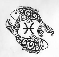 Zodiac Tattoo Designs With Image Zodiac Symbol Picture Tribal Pisces Tattoo 10