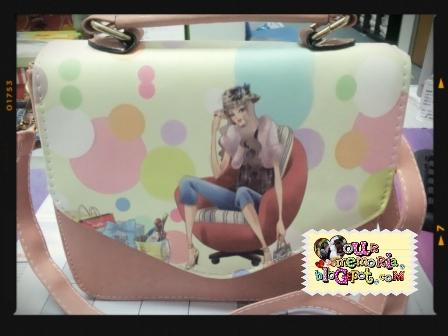 Beg Tangan Comel