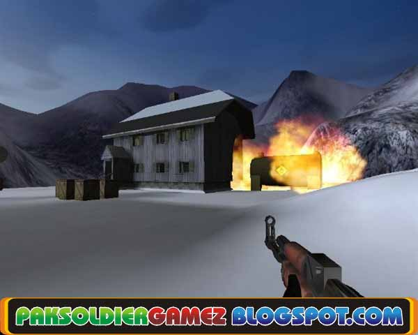 Project IGI 2: Covert Strike pc game screenshot in shooting