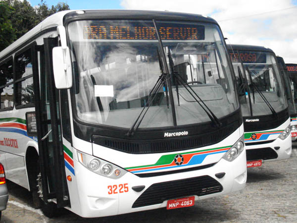 Ônibus em Campina Grande
