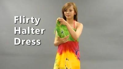 Wrap Dress Tutorial for Girls
