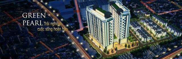 Phối cảnh chung cư 378 Minh Khai