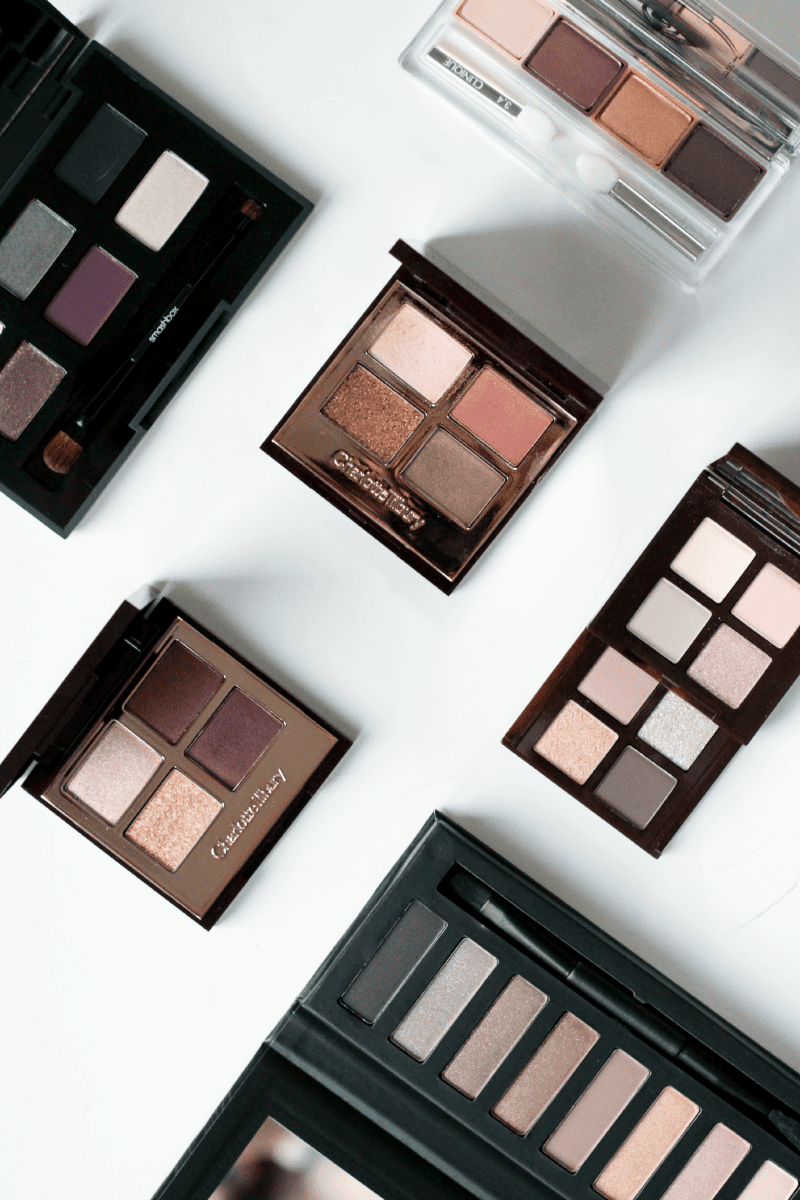 BEAUTY Christmas Gift Guide | The Best Eyeshadow Palettes - The Lovecats Inc