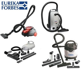 Eureka Forbes Vaccum Cleaner for Home & Car – Comparative & Competitive Price Deal starts from Rs.1749 Only