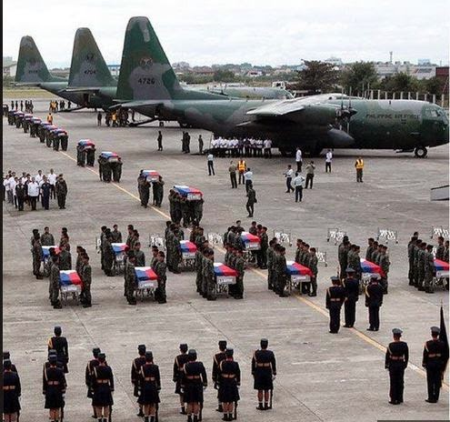 The Demise of the 44 SAF Filipino Commandos