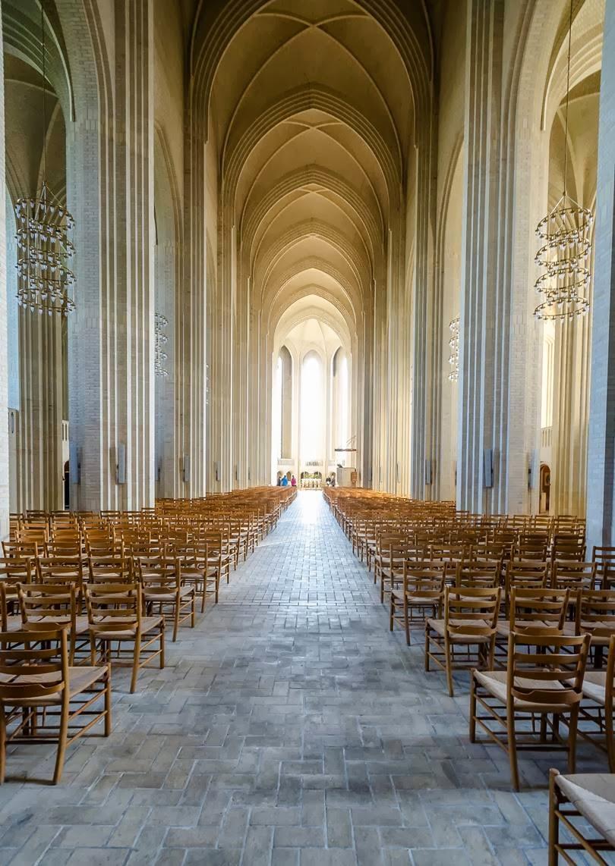 Grundtvig's Church | Copenhagen, Denmark