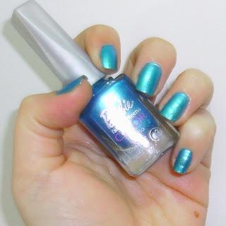 Esmalte Azul Wonderful
