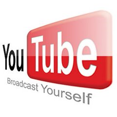 3D YouTube Logo Image
