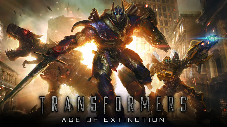 Transformers Age of Extinction 1a