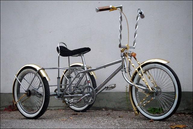 Asombroso inusuales dise os de bicicletas for Disenos para bicicletas
